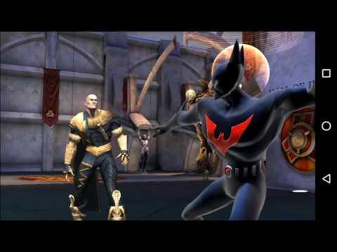 Regime Black Adam, Prison Superman, and Batman Beyond