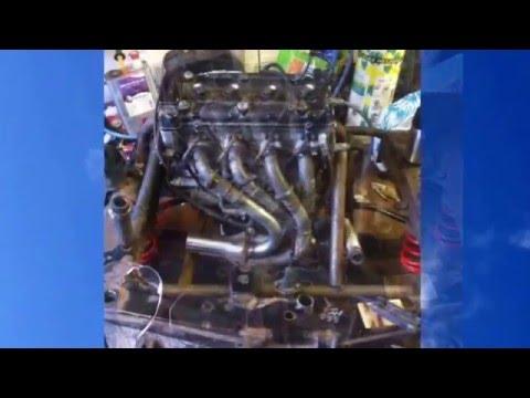 Smart car hayabusa  build