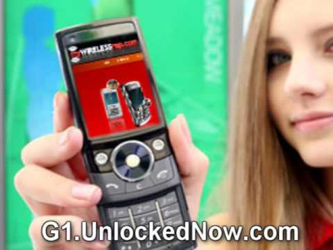 Unlock Your T-Mobile G1 - Top Reasons Why and How To
