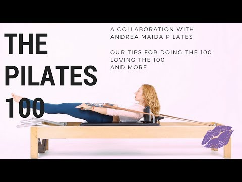 Why You Should Love the Pilates 100 - Lesley Logan Pilates