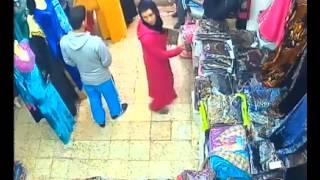 Vol A Tebessa Souk El Falehنساء سارقات سوق الفلاح