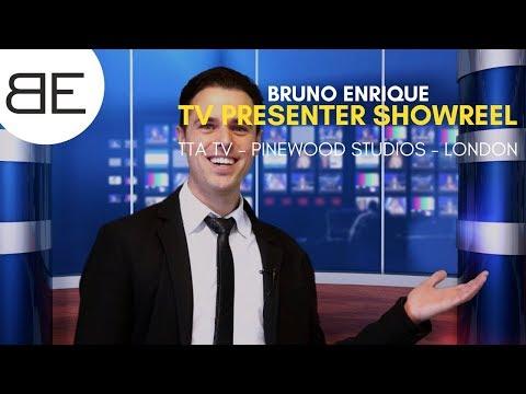 BRUNO ENRIQUE - TV Presenter Showreel