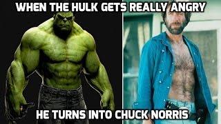 100 Most Hilarious Chuck Norris Memes Ever