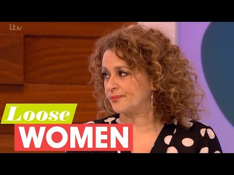 Nadia Speaks Candidly About Her Husband's Alcoholism | Loose Women