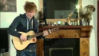Ed Sheeran Wake Me Up Live On Ustream