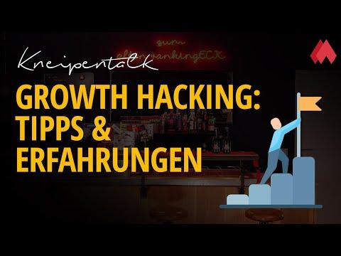 Growth Hacking: Tipps & Erfahrungen | morefire Kneipentalk