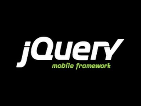 jquery mobile creating page,navigation,dialog