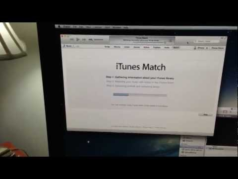 iTunes Match with iCloud - Review - Part 1