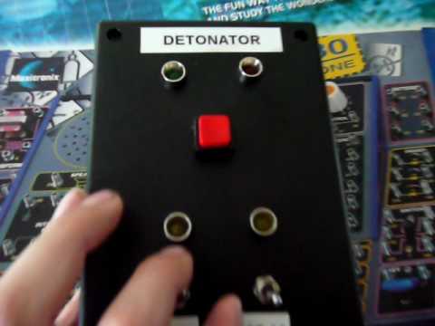 electronic detonator zonder bommetje