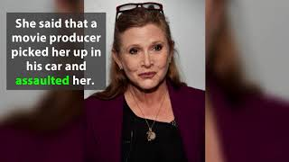 Carrie Fisher Stuck Up For Friend Who Was Allegedly Assaulted