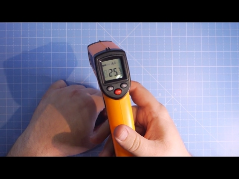 CHEAP Infrared Thermometer Gun - GM320