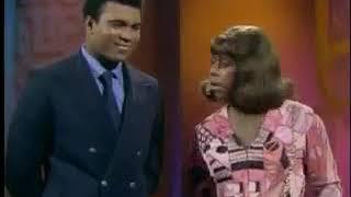 Muhammad Ali on the Flip Wilson Show 1971