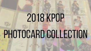 KPOP PHOTOCARD COLLECTION VIDEO #4 (07/FEB/18)