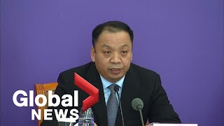 Coronavirus outbreak: China reports drop in cases due to efforts to stop spread, death toll at 1,665