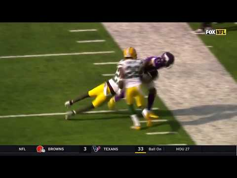 Vikings Laquon Treadwell Has Catch Of The Year Candidate