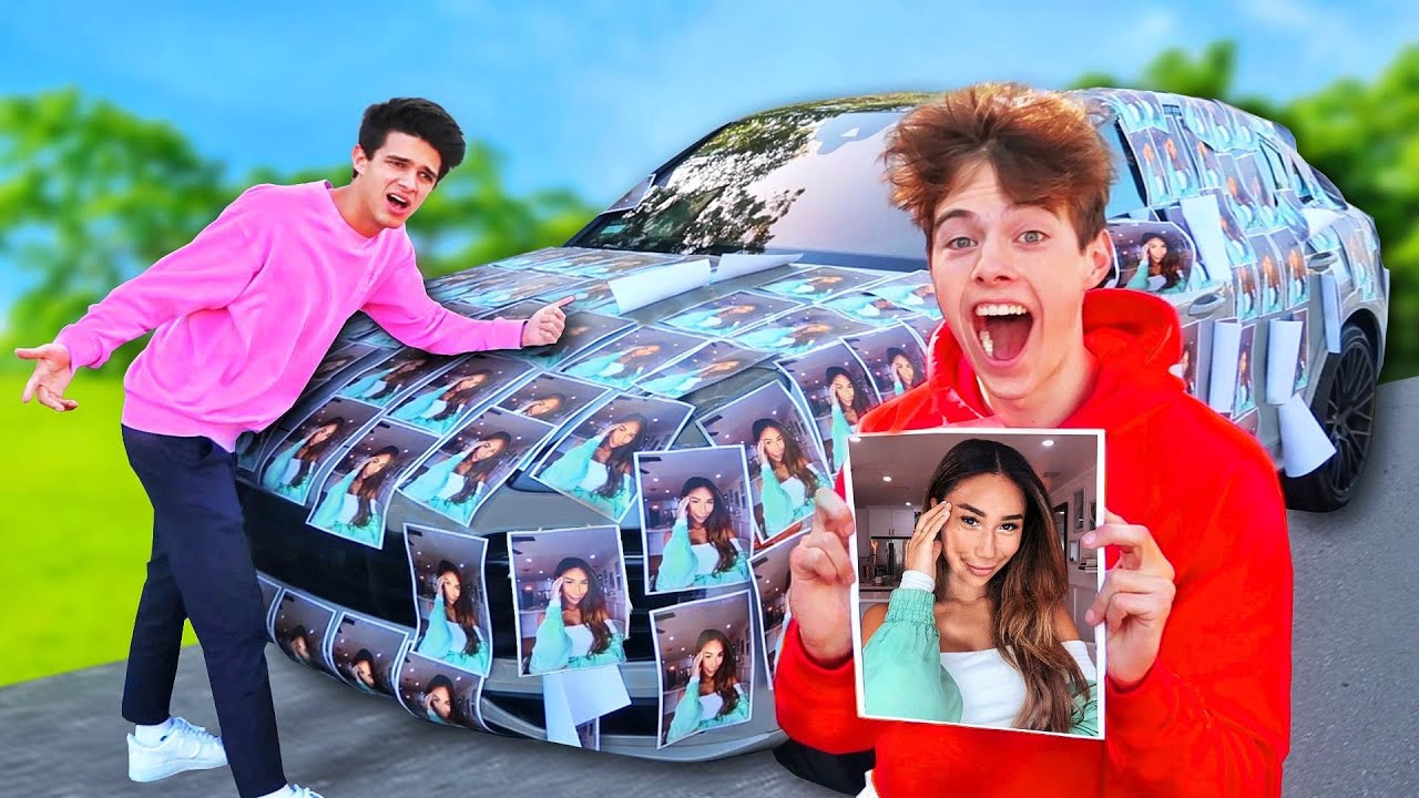 PRANKING MY FRIENDS FOR A WEEK!!