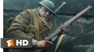 1917 (2019) - Crossing the Bridge Scene (4/10)   Movieclips