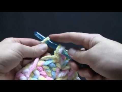 Candy Crochet Baby Afghan (DIY)