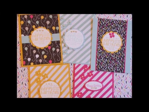It's My Party Stampin'Up!