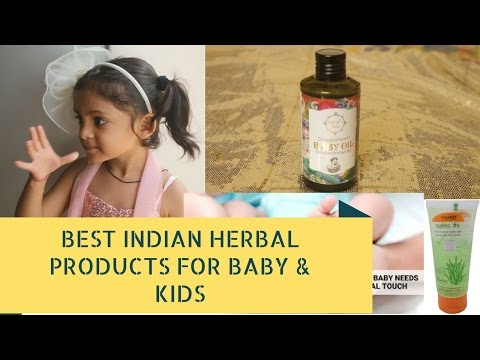 Affordable And Herbal Baby & Kids Skin Care Products India -  Oil & Homemade Body lotion