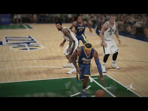 NBA 2K15 PS4 MYCAREER - 3 's & Turnover Cheese Ft. Charge Card Badge