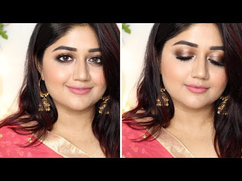Indian Wedding Guest Makeup with FACES Canada | corallista