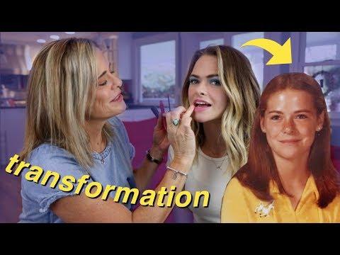 My Mom Does My Makeup! | Summer Mckeen