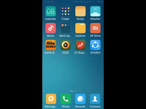 How to change language in android mobile 2016