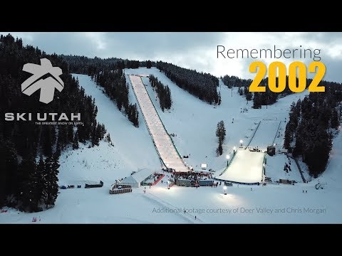 Remembering 2002 - Utah Olympians reflect on the Winter Games