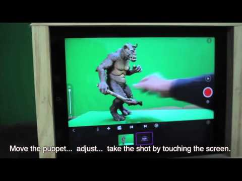 Stop Motion Studio on iPad