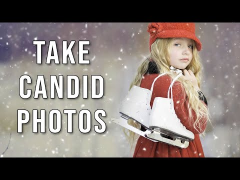 12 Tips For Taking Natural And Candid Photos