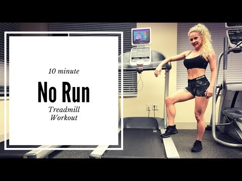 Full Body Treadmill Workout (No Running!) | Fit Vacation Series Ep. 2