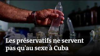 Les préservatifs ne servent pas qu'au sexe à Cuba