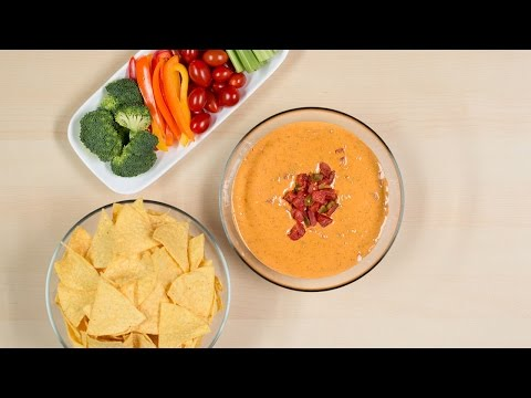 Chili Queso Dip with VELVEETA and RO*TEL