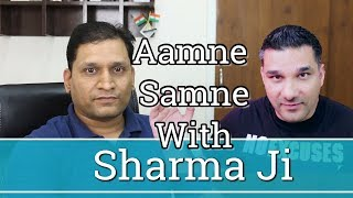 Aamne Saamne with Sharma Ji Technical. 3 Piston Earphone Giveaway !!!