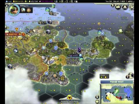 Civilization 5 Ep  8 Getting Resources
