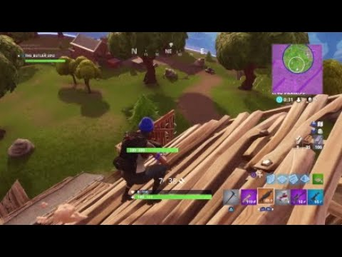 MY CRAZY REACTION TO MY FIRST FORTNITE WIN?!