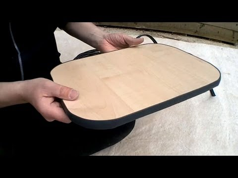 Self-Build Motorhome Cupboad Doors on a Budget, for the Carpentry-Challenged!