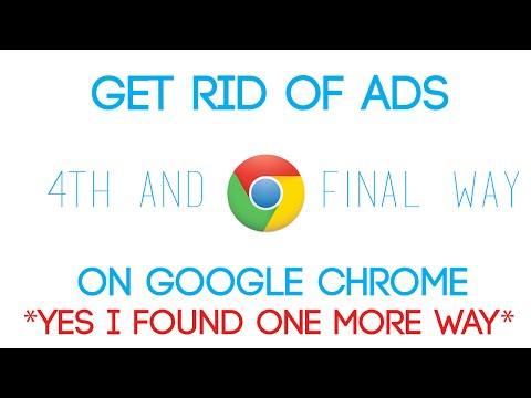 How to get rid of ads on Google Chrome - Reset - Final Method