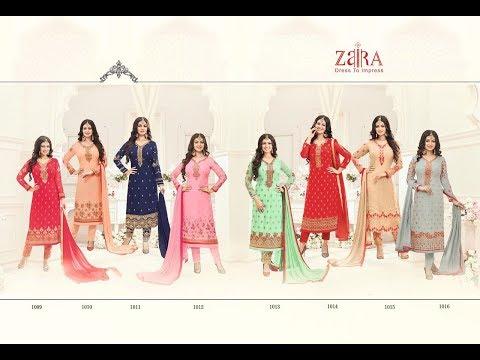 Latest Indian Dresses Collections 2017 || Ayesha Takia Salwar kameez || Zaira launches Pakeeza