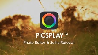 PICSPLAY 2 - Photo Editor & Selfie Retouch (iPhone, iPad) by JellyBus