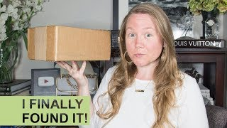 UNBOXING: Impossible to Find LOUIS VUITTON Piece    Autumn Beckman