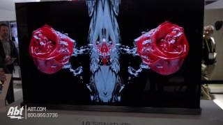 CES 2017 - LG Signature G7 Oled TV