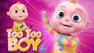 TooToo Boy Trailer   Cartoon Animation For Children   Videogyan Kids Shows