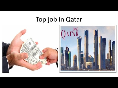 top 10 high paying job in Qatar