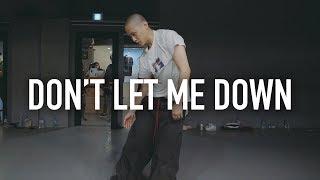 Sabrina Claudio - Don't Let Me Down ft. Khalid / Enoh Choreography
