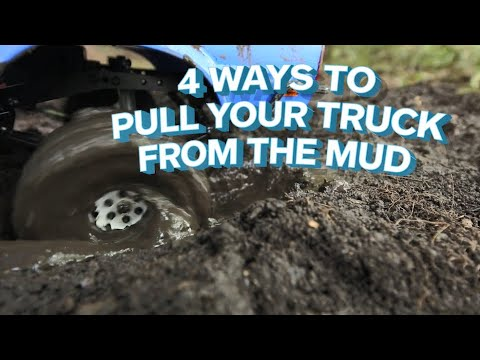 4 Ways to Pull a Truck From the Mud | Allstate Insurance