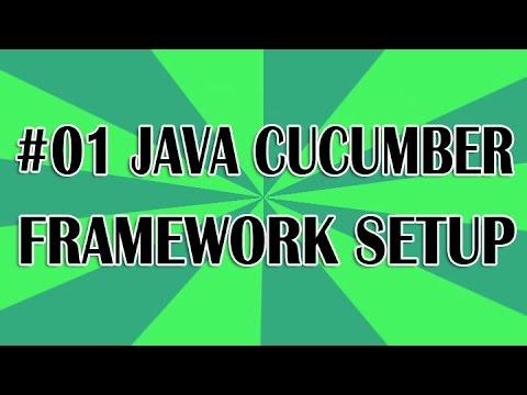 JUnit Cucumber Tutorial 01 - Setting Up Cucumber