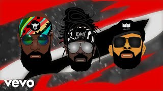 Skinny Fabulous, Machel Montano, Bunji Garlin - Famalay (Official Lyric Video)