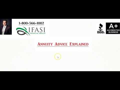 Annuity Advice - Annuity Advice Pros and Cons